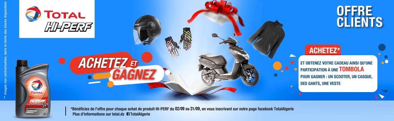 Promotion HI-PERF :